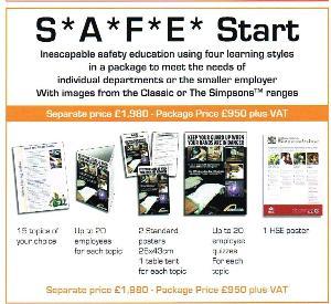 SAFE Advert
